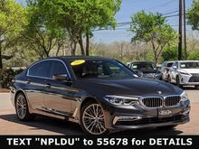 2017 BMW 5 Series 540i San Antonio TX