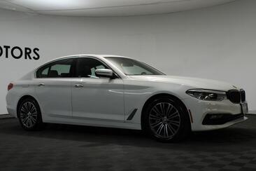2017_BMW_5 Series_540i Sport,Navigation,Camera,Heated Seats,Bluetoothj_ Houston TX