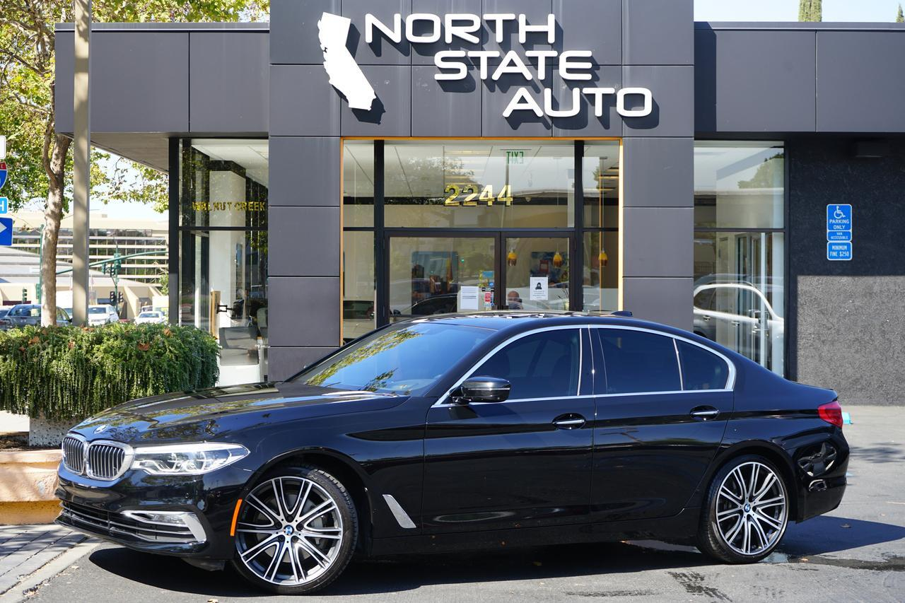 2017 BMW 5 Series 540i Walnut Creek CA
