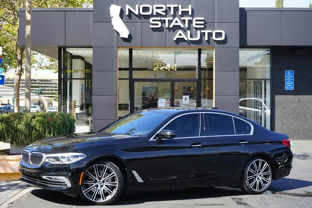 2017_BMW_5 Series_540i_ Walnut Creek CA