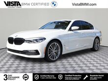2017_BMW_5 Series_540i xDrive_ Coconut Creek FL