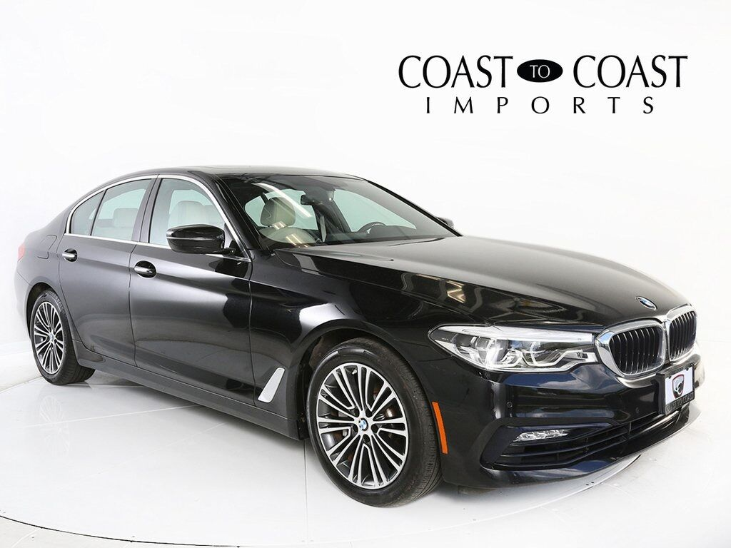 2017 BMW 5 Series 540i xDrive Indianapolis IN