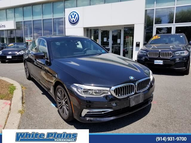 2017 BMW 5 Series 540i xDrive White Plains NY