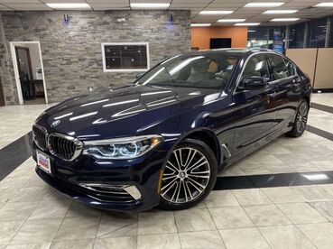 2017_BMW_5 Series_540i xDrive_ Worcester MA