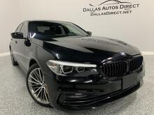 2017_BMW_5 Series_**SPORTLINE**Heads Up**_ Carrollton  TX