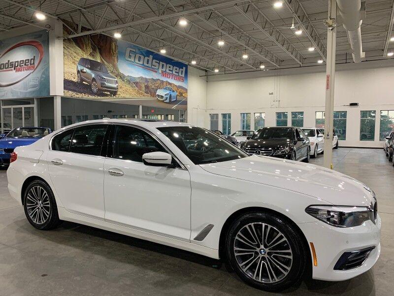 2017_BMW_530i_56K MSRP_ Charlotte NC