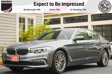 2017_BMW_530i_xDrive Luxury Line_ Boxborough MA