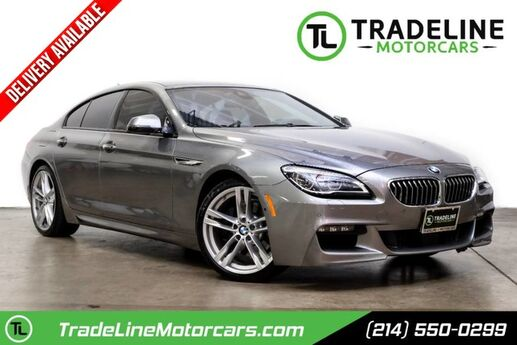 2017 BMW 6 Series 640i CARROLLTON TX