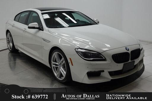 2017_BMW_6 Series_640i Gran Coupe M SPORT EDITION,DRVR AST+,HEADS UP_ Plano TX
