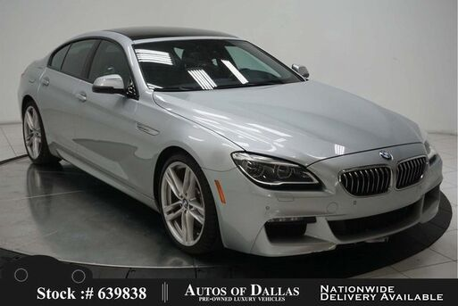 2017_BMW_6 Series_640i Gran Coupe M SPORT EDITION,EXECUTIVE,HEADS UP_ Plano TX