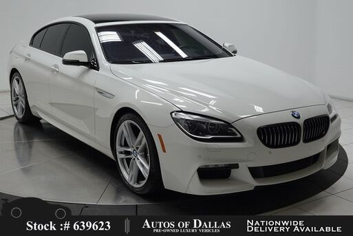 2017_BMW_6 Series_640i Gran Coupe M SPORT EDITION,EXECUTIVE,NAV,CAM_ Plano TX
