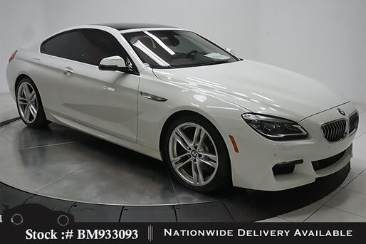 2017_BMW_6 Series_640i M SPORT EDITION,EXECUTIVE,HEADS UP,FULL LED_ Plano TX