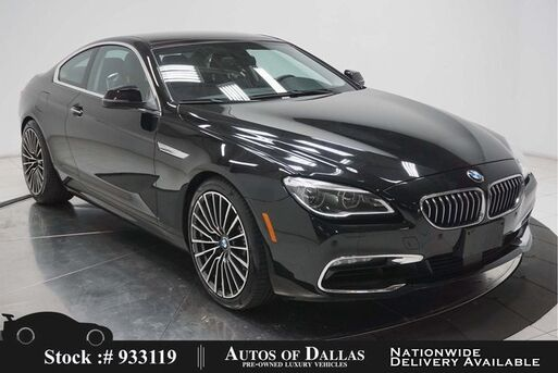 2017_BMW_6 Series_640i NAV,CAM,SUNROOF,HTD STS,PARK ASST,FULL LED_ Plano TX