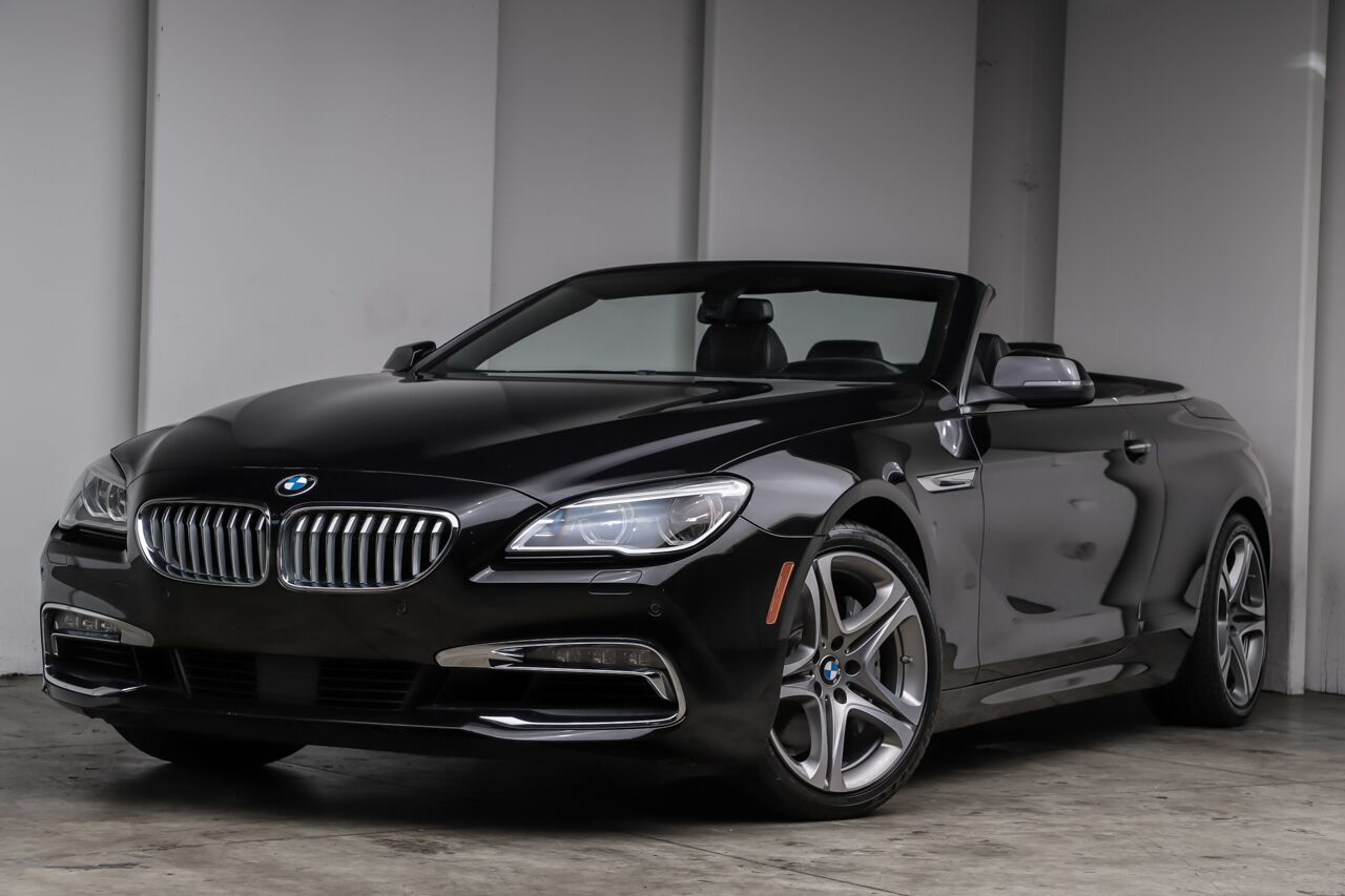 2017 BMW 6 Series 650i xDrive Akron OH