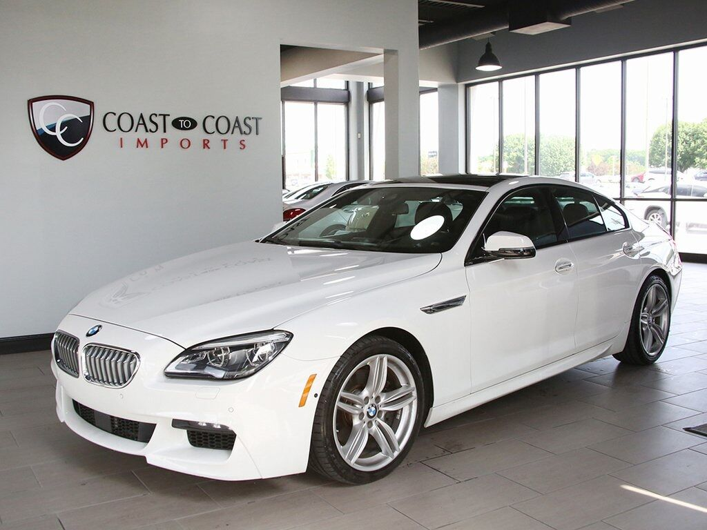 2017 BMW 6 Series 650i xDrive Gran Coupe Fishers IN