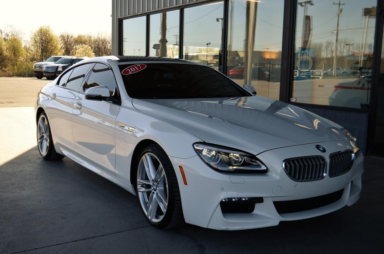 2017 BMW 650 I GRAN COUPE Knoxville TN