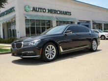 2017_BMW_7-Series_740e xDrive iPerformance NAV, BLIND SPOT, LANE DEPART, HTD/COOLED STS, FULLY LOADED, 360 DEG CAMERA_ Plano TX