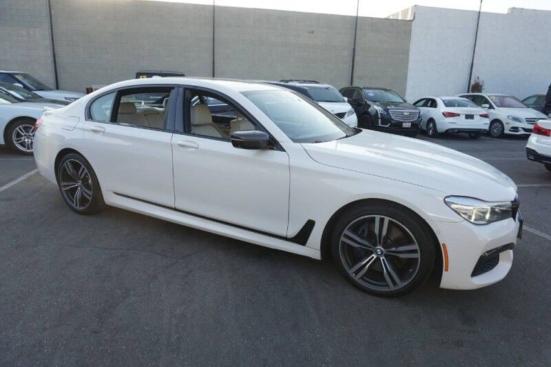 2017 BMW 7 Series 740i (01/17) M-SPORT PACKAGE /DRIVING ASSISTANCE PLUS II/EXECUT Monterey Park CA