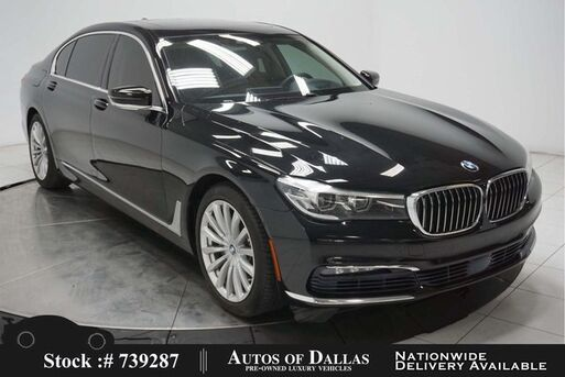 2017_BMW_7 Series_740i DRVR ASST PLUS,EXECUTIVE,HEADS UP,$91K MSRP_ Plano TX