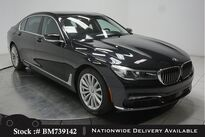BMW 7 Series 740i DRVR ASST+,EXECUTIVE,NAV,CAM,PANO,HEADS UP 2017