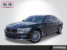 2017_BMW_7 Series_740i_ Pompano Beach FL