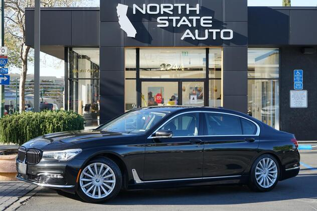 2017_BMW_7 Series_740i_ Walnut Creek CA
