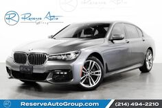 2017 BMW 7 Series 740i xDrive M-Sport Rear Entertainment DRIVER ASSISTANCE PLUS II