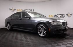 2017_BMW_7 Series_740i xDrive M Sport,Nav,HUD,Ac/Heated Seats,Pano_ Houston TX