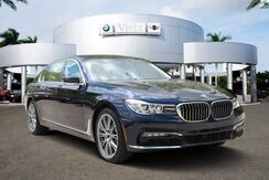 2017_BMW_7 Series_740i_ Coconut Creek FL