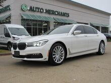 2017_BMW_7-Series_740i*HUD,DRIVING ASSIST PLUS,EXECUTIVE PKG,AUTOMATIC PARKING,UNDER FACTORY WARRANTY!_ Plano TX