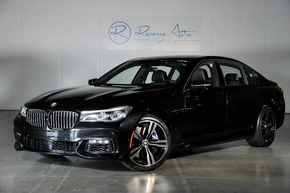 2017_BMW_7 Series_750i M-Sport Bowers&Wilkens Driver Asst II_ The Colony TX
