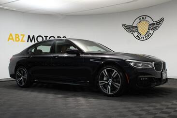 2017_BMW_7 Series_750i M Sport_ Houston TX