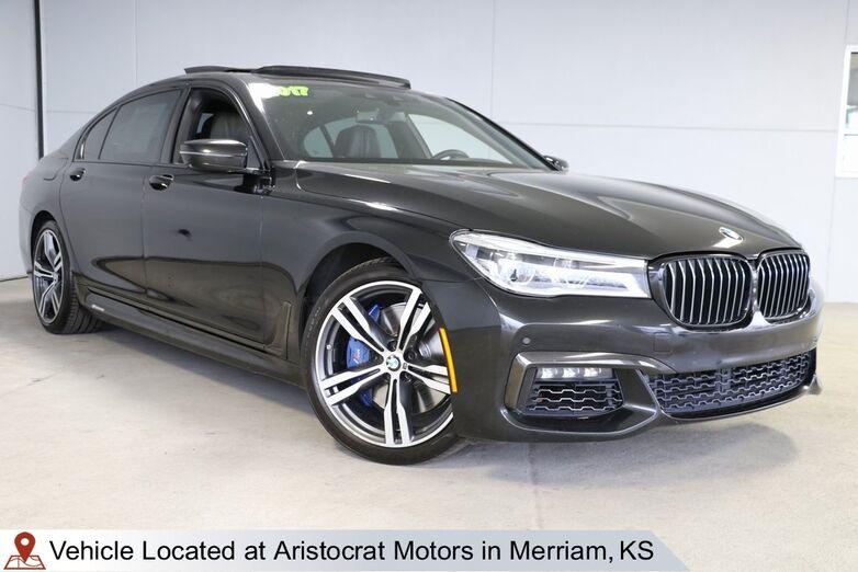 2017 BMW 7 Series 750i Merriam KS