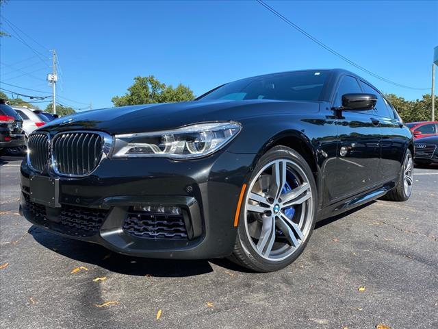 2017 BMW 7 Series 750i Raleigh NC