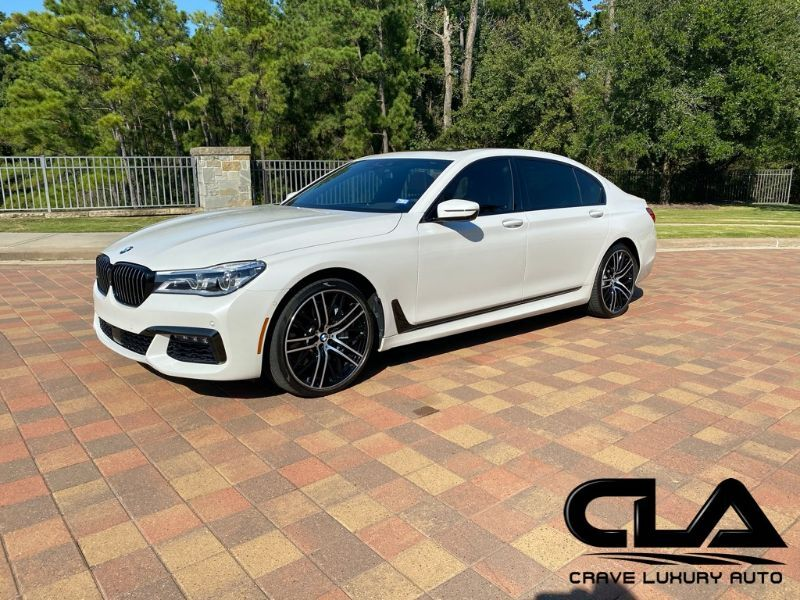 2017 BMW 7 Series 750i The Woodlands TX