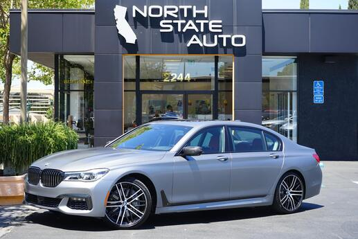 2017 BMW 7 Series 750i Walnut Creek CA