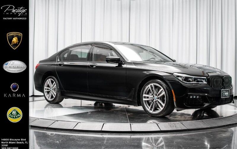 2017_BMW_7 Series_750i xDrive_ North Miami Beach FL