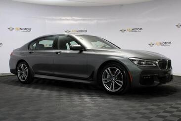 2017_BMW_7 Series_750i xDrive Pano,Nav,360 Cam,Heated/Ventilated Seats_ Houston TX