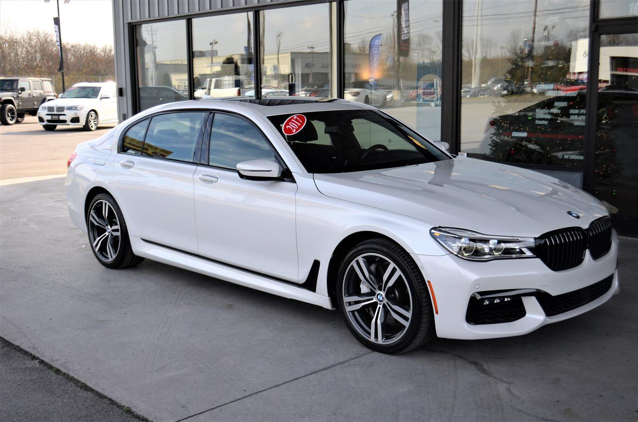 2017 BMW 750 I Knoxville TN