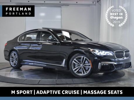 2017_BMW_750i_xDrive M Sport Massage Seats Adaptive Cruise_ Portland OR