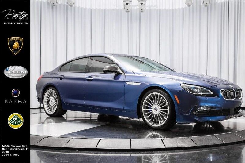 2017_BMW_B6 Alpina_ALPINA B6 xDrive_ North Miami Beach FL