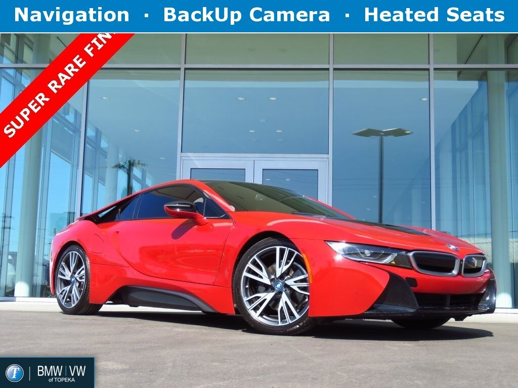 2017 BMW I8 Base Topeka KS