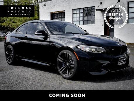 2017_BMW_M2_Comfort Access Heated Seats Nav Back-Up Cam_ Portland OR
