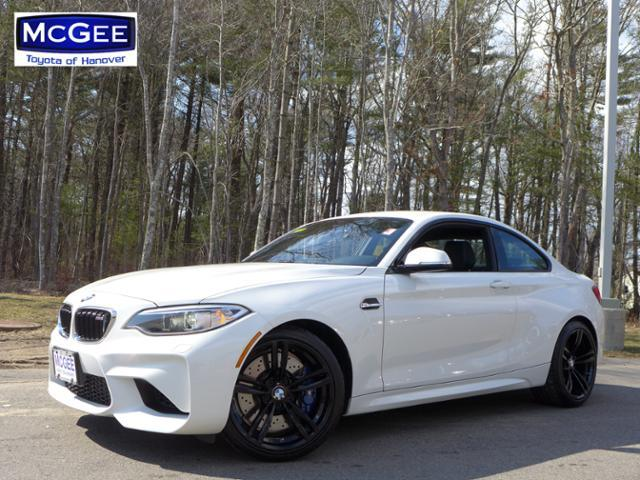 2017_BMW_M2_Coupe_ Hanover MA