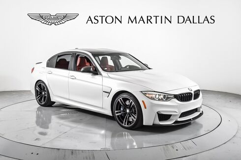 2017_BMW_M3__ Dallas TX