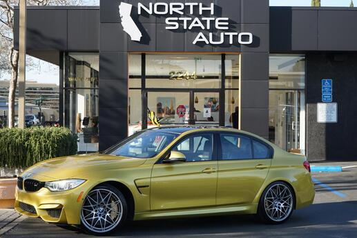 2017 BMW M3  Walnut Creek CA