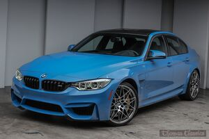 2017_BMW_M3_COMP PACK_ Akron OH