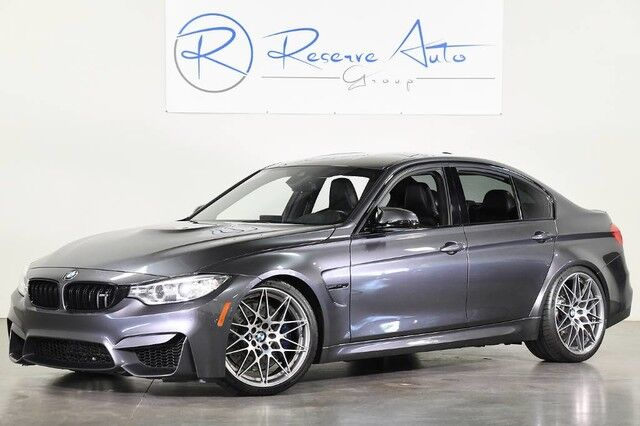 2017 BMW M3 Competition Pkg Executive Pkg Driver Asst Plus Pkg The Colony TX