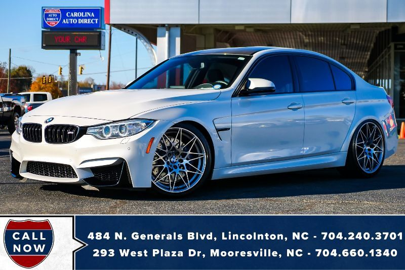 2017 BMW M3 **Competition Pkg & M Performance Exhaust** Mooresville NC