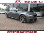 2017 BMW M3 Competition Sedan,
